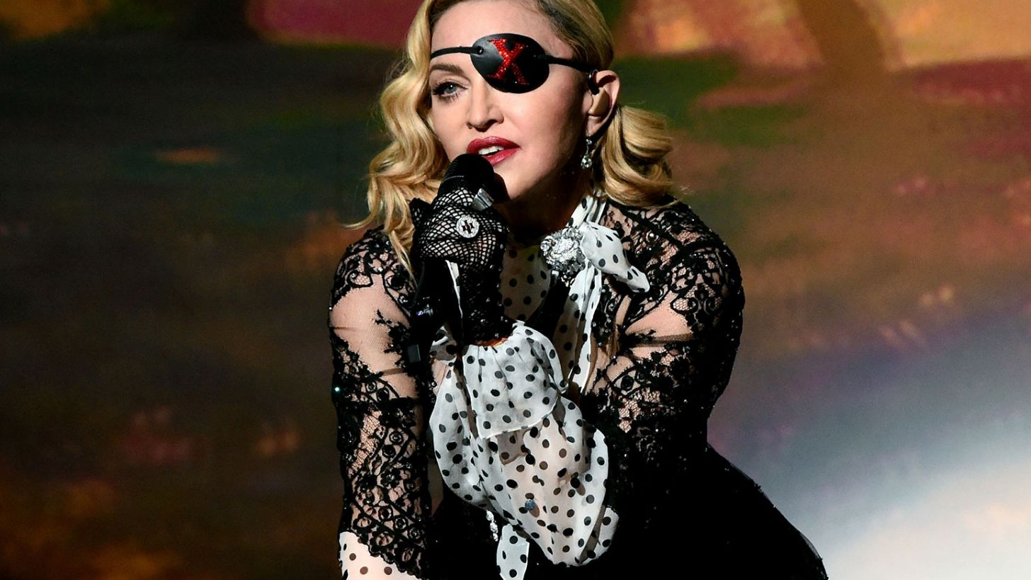 Madonna canceló varios shows: