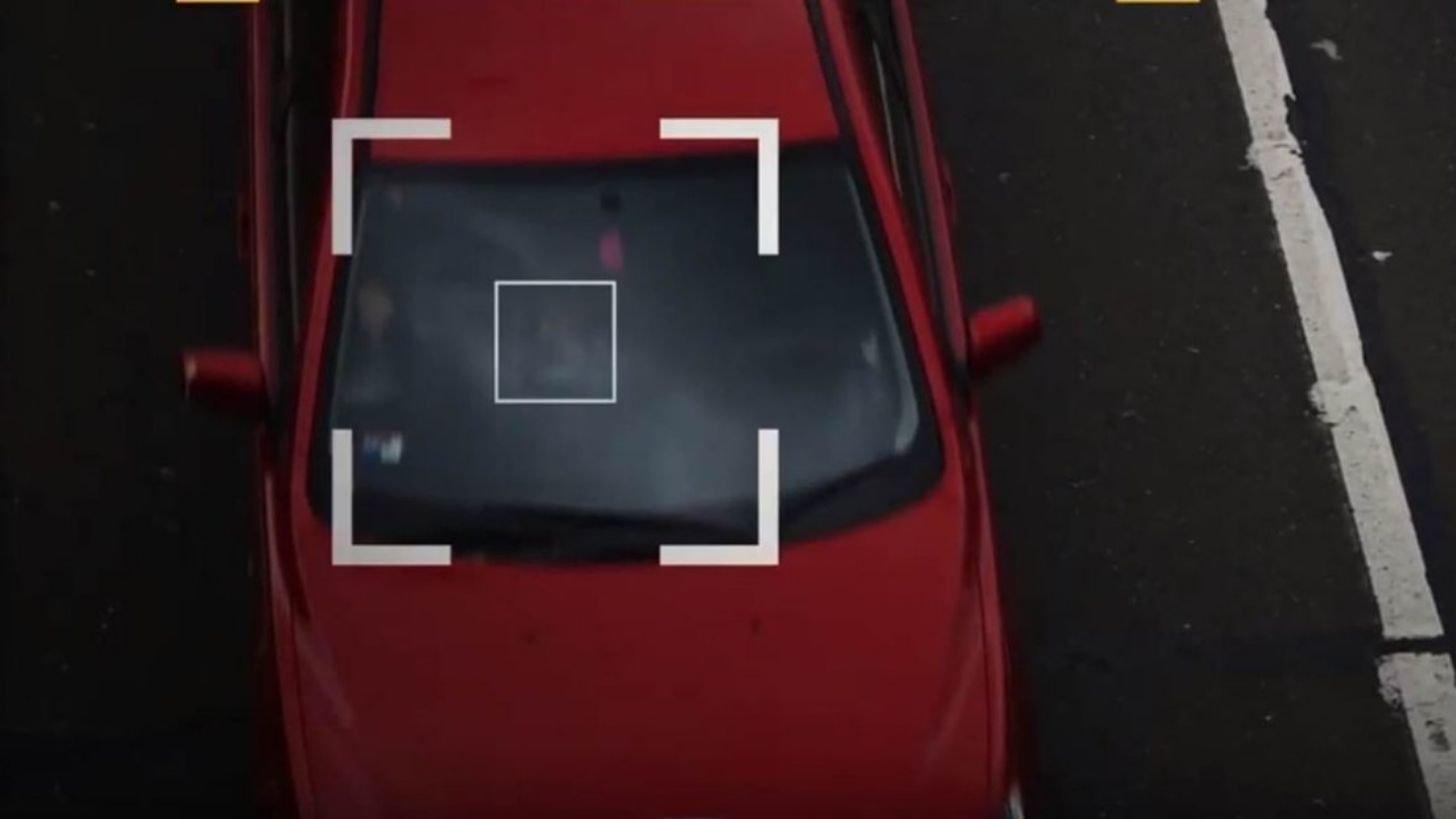 Nuevas cámaras de tránsito detectarán si conductores están usando sus celulares
