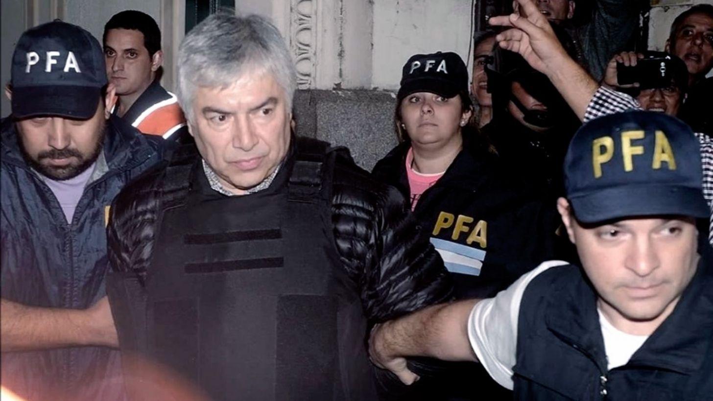 Lázaro Báez pidió su excarcelación