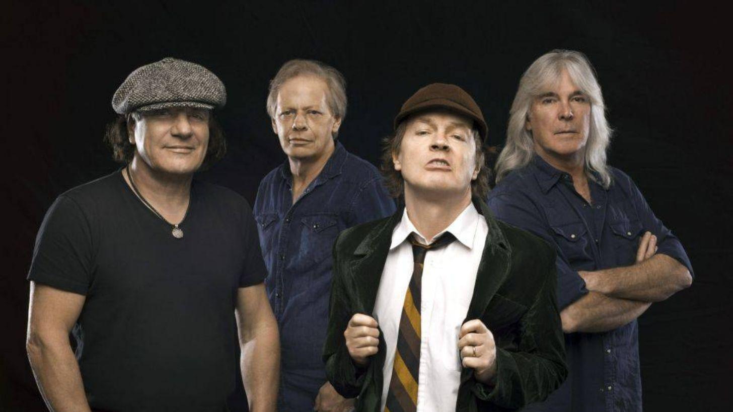 AC/DC 2020: nuevo disco, retorno de Brian Johnson y gira mundial