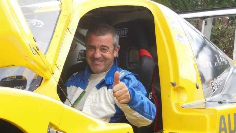 Muere el piloto español Iñaki Irigoien tras un accidente en la Subida a Urraki