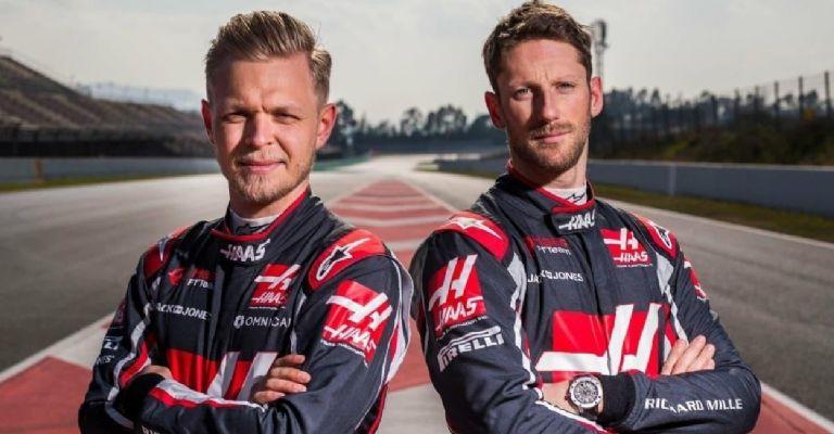 Haas presenta su nuevo VF-20: vuelta al rojo, blanco y negro