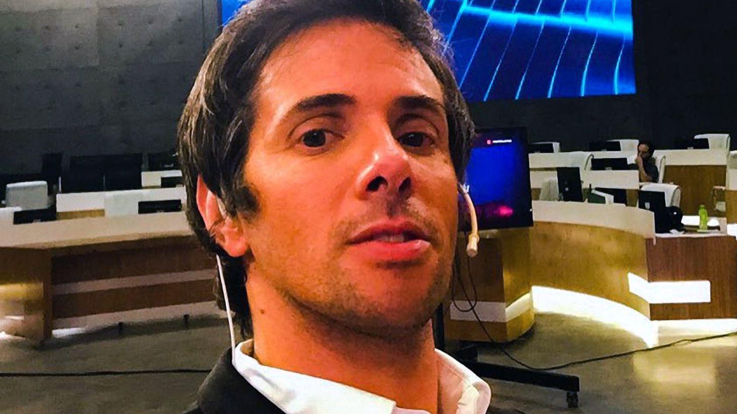 Agredieron a Robertito Funes durante un móvil de C5N