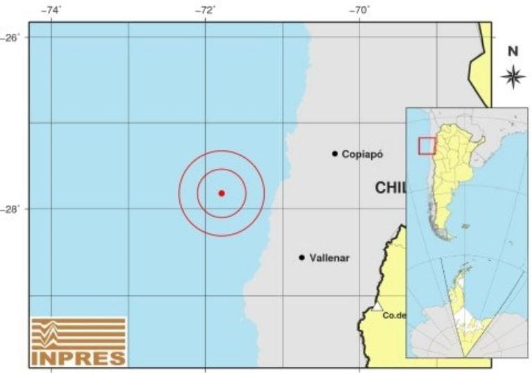 AHORA: temblor de alta intensidad sacude el norte de Chile
