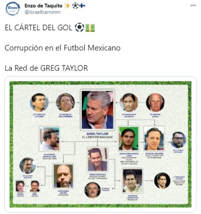 Destapan red de corrupción encabezada por el dueño del Querétaro FC