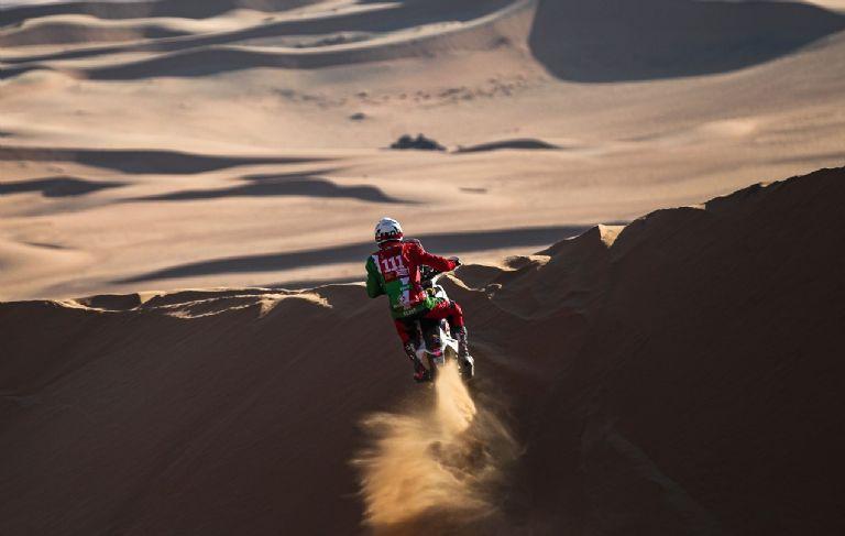 Murió un piloto francés en plena competencia del Dakar