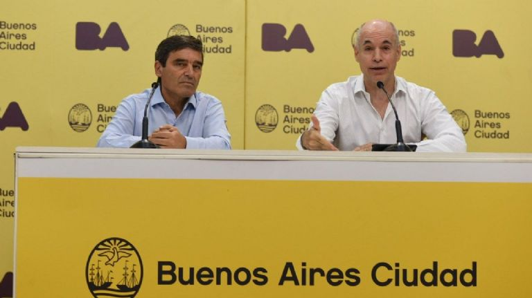 Horacio Rodríguez Larreta inaugurará el período de sesiones ordinarias de forma virtual