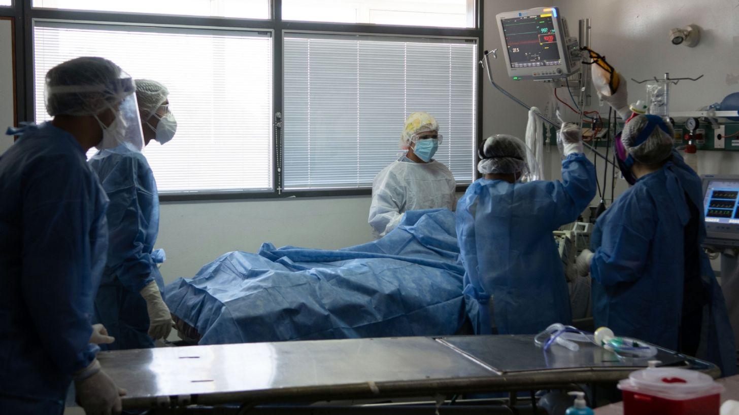 Coronavirus en Argentina: 20.461 nuevos casos y 248 muertes